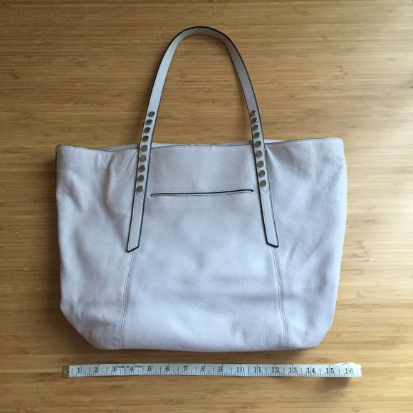 7dde311653d1 Simply Vera Vera Wang Langley Studded Leather Tote.  M 5a90be9936b9de9c6dcf9fef